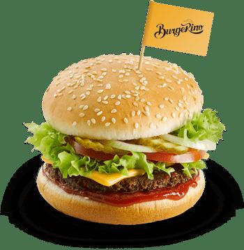 برگرینو یه طعم نو - فست فود برگرینو Burgerino - همبرگر برگرینو